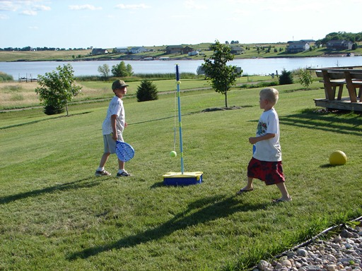 family reunion outdoor games
